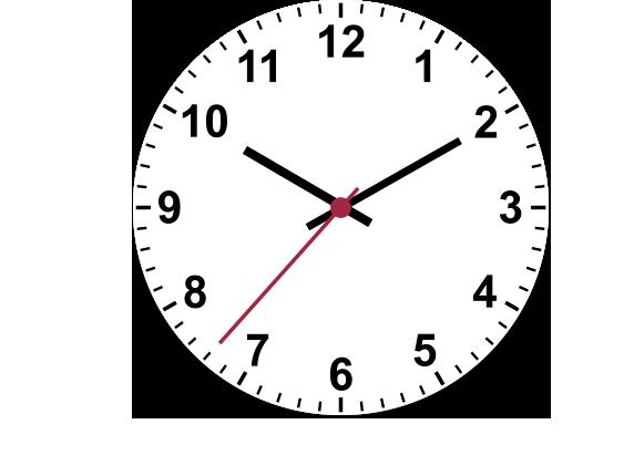 Uhr – Öffnungszeiten – Erreichbarkeit